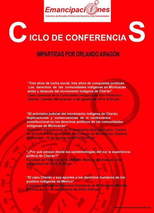 conferencias orlando septiembre 14